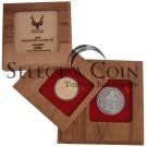 2008 Krugerrand Launch Set - Wooden Box