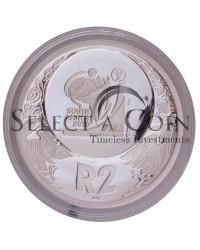 2006 FIFA Silver R2 Crown - Reverse