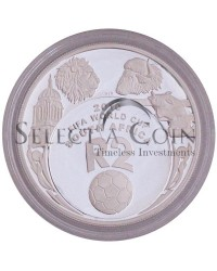 2007 FIFA Silver R2 Crown - Reverse