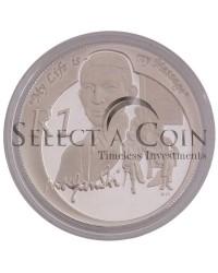 2008 Protea Silver R1 - Mahatma Gandhi