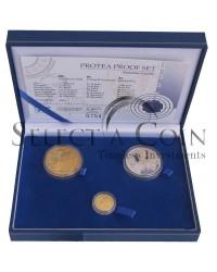 2008 Protea Proof Set - Mahatma Gandhi - Box