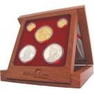 2007 Protea Launch Set - Mandela and de Klerk - Open Box