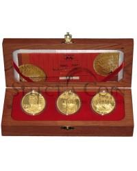 2005 - 2007 Protea Nobel Peace Prize Set