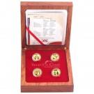 2007 - 2010 FIFA - The R1 Gold Coin Prestige Set - Open Box