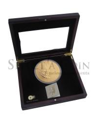 2010 Nelson Mandela 1KG Gold Commemorative Medallion